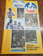 1982/83 New Jersey Nets Media/yearbook
