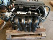 Engine 2.0l Naturally Aspirated Vin 4 6th Digit Fits 16-17 Civic 511009