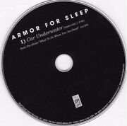 Armor For Sleep Car Underwater Promo Music Audio Cd What When Dead Emo Rock Edit