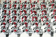 Lego Star Wars Death Star Troopers Laser Cannon Flick Missiles Rotate Seat 75034