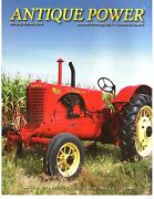 Farmall Gold Massey Harris Wide Challenger Best And Holt Conflict Baker Tractor