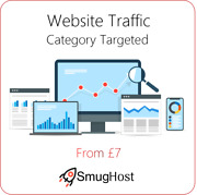 Website Traffic - Targeted By Category - Google And Alexa Safe