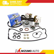 Timing Belt Kit Valve Cover Fit Gasket Water Pump 98 Honda Accord Dx F23a5