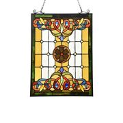 Stained Glass Window Panels Victorian Stained Cut Glass Style