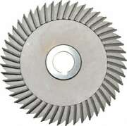 Made In Usa 6 Diam X 1/4 Thick Straight Tooth Side Chip Saw 1 Arbor Hole D...