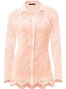 Ashley Brooke Plus Size 20 Pink Lace Top And Cami Top Blouse Andpound70 Wedding Evening