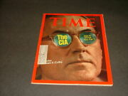 Time Sept 30 '74 Has The Cia Gone Too Far Legends In Their Own Minds Id4877