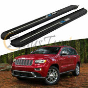 Side Step Fit For 2011-2022 Jeep Grand Cherokee Running Boards Nerf Bar Platform