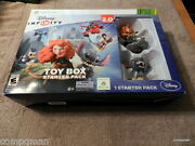 Disney Infinity Toy Box Starter Pack 2.0 Edition Xbox 360 New Open Box