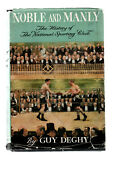 Noble And Manly History Of National Sporting Club - Deghy England Boxing Ae