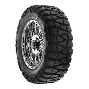 4 New 37x13.5-17 Nitto Mud Grappler 131p 13.5r R17 Tires