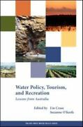 Rff Press Water Policy Water Policy Tourism And Recreation Lessons From...