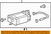 77740-48121 Toyota Canister Assy Charcoal 7774048121 New Genuine Oem Part