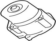 8633a109 Mitsubishi Motor, Steering Column P/s 8633a109, New Genuine Oem Part