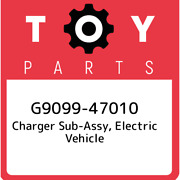 G9099-47010 Toyota Charger Sub-assy Electric Vehicle G909947010 New Genuine Oe