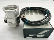 Leybold Turbovac 151 Vacuum Pump+nt20 Controller+cable Iso100 Working