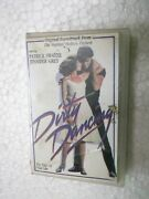 Dirty Dancing Partrick Swayze Bill Medley 1995 Rare Cassette Tape India