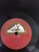 Richard Crooks Tenor Orchestra Sweet Mystery Life/song Of Songs 78 Rpm India Ex