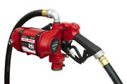Fill-rite Nx25-120nb-aa 115v Ac 25 Gpm Continuous Duty Fuel Transfer Pump