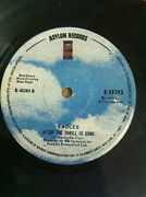 Eagles Take It To The Limit/after The Thrill Ultra Rare Single 7 45 India Vg+
