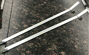 1968-72 Gm A-body Cars Pair Gas Tank Straps 401794 New Gm Nos Old Stock