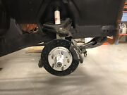 1970 Dodge Charger K Frame And Suspension 11andrdquo Willwood Brakes