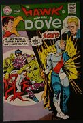The Hawk And The Dove 1 Vf-nm
