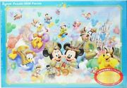 Tdr 30th Anniversary The Happiness Year Micky Mouse And Minnie Mouse 1000 Piece