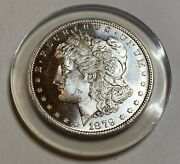 1879 S Morgan Silver Dollar Dmpl Rare In This Condition Free Shipping