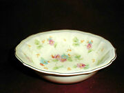 W S George China Rainbow 125a Round Vegetable Bowl