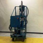 Process Control Corp Plastic Material Unloader Ve07dbxn02 Used 88923