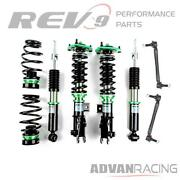 Hyper-street One Lowering Kit Adjustable Coilovers For Elantra Sedan Ad 17-20