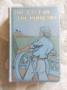 Rare The Last Of The Mohicans A Narrative Of 1757 By Fenimore Cooper H/b 1st E