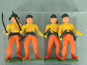 Steckis Pirates Eu 1985 - Complete Package Yellow/orange All Richtig Built