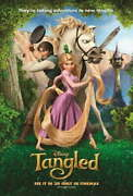 309942 Tangled Movie Mandy Moore Wall Print Poster Ca