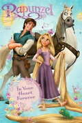 315211 Tangled Rapunzel Heart Forever Movie Mandy Moore Wall Print Poster Ca
