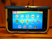 Vtech Innotab Max Blue Kids 7 Tablet Learning Education Device Blue Tested