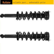 Fit For 2005-2009 Subaru Outback Rear Pair Complete Strut And Coil Quick Assembly