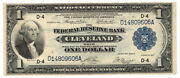 1918 1 The Federal Reserve Bank Of Cleveland Ohio. Cu. Y00006631