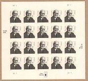 3435  Albert Sabin, Polio. Mnh 87¢ Sheet Of 20. Issued In 2006 17.40 Fv