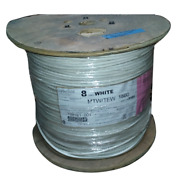 Copperfield Cable 1500ft 8 Awg 600v E175040 Moisture Resistant Electrical Wire