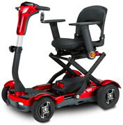 Evrider Teqno Auto Folding Power Electric Mobility Scooter New Wc 250lbs.