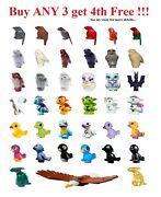 ☀️new Lego Pick Your Bird Flying Air Animal Lot Friends Pets Farm Town City