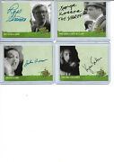 Night Of The Living Dead - Autograph And Sketch Card Selection Nm
