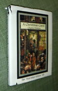 A Christmas Carol,charles Dickens,vg/poor,first Inkjet Edition Third,1996 Wm3