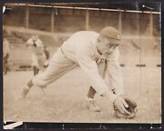 1919 Chicago White Sox Arnold Chick Gandil Early Cleveland Baseball Photo