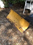 Gravely 48 Snow Plow Grader Dirt Blade Fits 2 Two Wheel Tractor Cape Cod