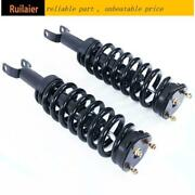 Fit For 2011 -2016 Nissan Juke Fwd Front Pair Complete Strut Quick Assembly