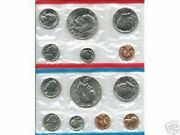1973 Us Mint-panddands Uncirculated Coin Set