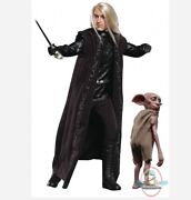 1/6 Harry Potter And The Goblet Of Fire Lucius Malfoy W Dobby Star Ace